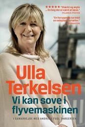 Vi kan sove i flyvemaskinen - Vi kan sove i flyvemaskinen af Ulla Terkelsen & Andreas Fugl - Køb bogen hos SAXO.com