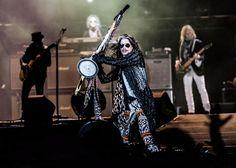 #Aerosmith 40.000 personas disfrutaron su show   A las 22 horas y al grito de Hola Buenos Aires Steven Tyler y la banda completa de Aerosmith pisaron el mega escenario montado para lo que sería una gran velada con un estadio repleto.  Brindaron un show impecable que tuvo una duración de aproximadamente dos horas en donde recorrieron canciones como: Back in the Saddle tema con el que dieron inicio al concierto; siguieron Love in an Elevator y Cryin canción que puso a casi 40 mil personas a…