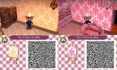 animal crossing new leaf qr codes wallpaper