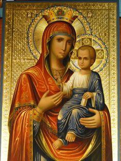 Kingdom Of Jerusalem, Madonna And Child, Blessed Virgin Mary, Religious Icons, Holy Family, Baby Jesus, Orthodox Icons, Holy Spirit, Jesus Christ