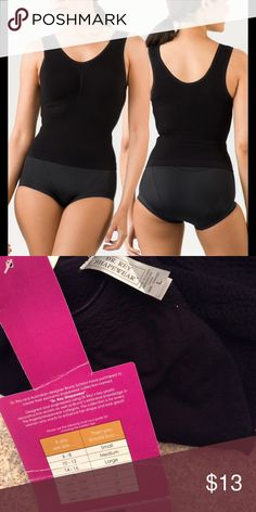 Dr. Rey Shapewear Size L. Smooth, flawless, seamless silhouette. Moderate tummy control that eliminates bulges. New with tags. Reasonable offers or bundle at least 3 items for 20% discount. Dr. Rey Intimates & Sleepwear Shapewear