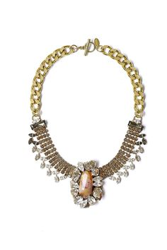 Giles and Brother Victory Necklace - Statement Necklace Trend - Elle