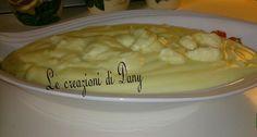 Crema pasticcera panna e vaniglia