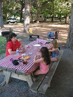 Camping- fun things to do with kids!