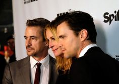 Pin for Later: Julia Roberts Has a My Best Friend's Wedding Reunion With Dermot Mulroney