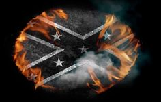 A New Memorial Day Tradition — Burning The Confederate Flag
