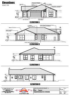61 best floor plan elevation perspective images on pinterest