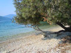 Stravnam beach, Meganisi, Greece