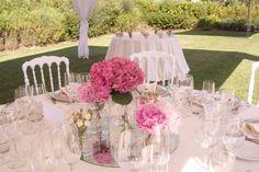 sweet garden wedding