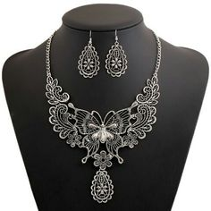 ??? Looks like lace, could be precious metals & gems... don't know, but I like it! ~hL: