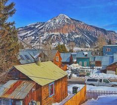 Love this place  #CrestedButte ❤️ www.ColoradoMountainActivities.com