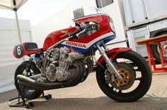Honda CBX - L'Arche de Noway Pictures