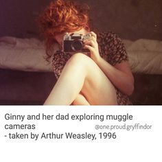 """7,950 Likes, 89 Comments - Moony (@one.proud.gryffindor) on Instagram: """"Muggle Camera Theme The Weasleys in the Harry Potter Era ❤ * #ginnyweasley #percyweasley…"""""""