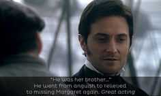 One of my favorite parts of Norh & South! (Richard Armitage as John Thornton)