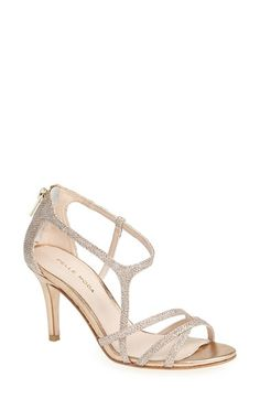 Free shipping and returns on Pelle Moda 'Ruby' Strappy Sandal (Women) at Nordstrom.com. A soireé sandal gets a modern touch with an easy back zip and asymmetrical straps.