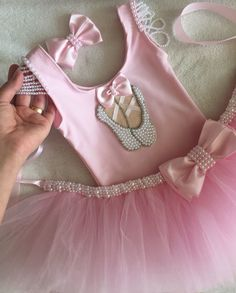 Crochet ideas that you'll love Baby Pageant Dresses, Baby Girl Party Dresses, Dresses Kids Girl, Birthday Dresses, Kids Outfits, Girls, Third Birthday Girl, Ballerina Birthday Parties, Ballerina Party