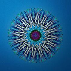 intemporel ; timeless ; intemporal ; sin tiempo ; 時代を超えた ;  Mandala de Pierre Vermersch Digital Drawings