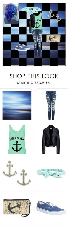 """""""punk daughter posion"""" by hellokitty0508 ❤ liked on Polyvore featuring Current/Elliott, Balenciaga, Dogeared, Aéropostale, Vans, women's clothing, women's fashion, women, female and woman"""