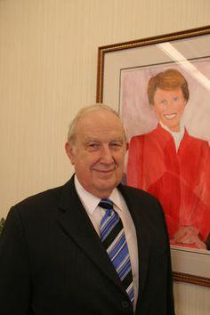 Elder Richard G. Scott saw the world 'through the eye of an artist'   Deseret News