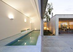 Concrete House in Ovar. Paula Santos