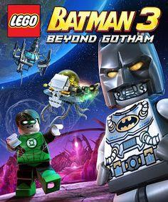 LEGO Batman 3 Más Allá de Gotham PC Full Español