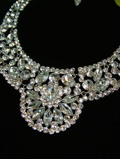 1930s Rhinestone Necklace