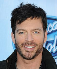 Harry Connick Jr Short Straight Hairstyle
