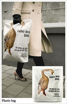 Gaia Animal Rights advertising/design goodness - advertising and design blog