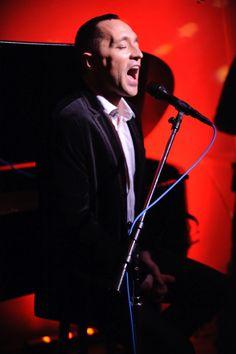Theo Bleckmann; photo by John Labbé