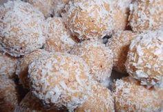 medove kulicky kokosove