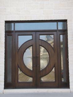 Doors for Builders Custom Wood Enrty Doors Gallery
