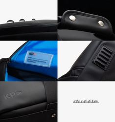 68ee898fa817 KP Duffle - The Ultimate Travel Bag by Keep Pursuing — Kickstarter