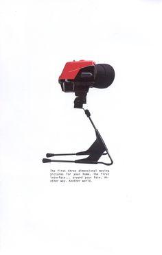 """Nintendo Annual Report (Virtual Boy) / Promotional material / Nintendo / 1995"""