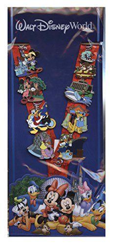 Disney Pin - Parks and Resorts Deluxe Lanyard and Pin Starter Set - Walt Disney World 78643 Disney http://www.amazon.com/dp/B00MH3OKTK/ref=cm_sw_r_pi_dp_HD9Xwb0H3CSBD