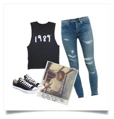 """1989 Tay!"" by pookie-swagga ❤ liked on Polyvore"