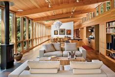 Suspended Homes Capture Imagination - Custom Homes, Detail, Vacation Homes - residentialarchitect Magazine
