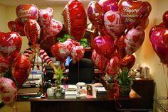 happy valentine day images balloons - Pesquisa Google