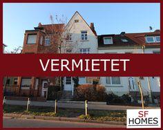 Wohnungsvermietung Bremen  SF HOMES Immobilien Bremen