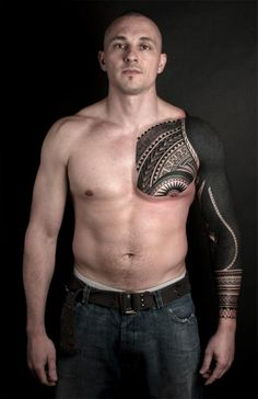 As incríveis tatuagens do tatuador Nazareno Tubaro   Tinta na Pele