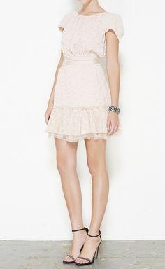 Nina Ricci Light Pink Dress   VAUNTE