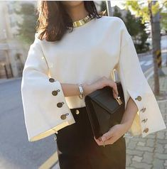 ZXFHZS Womens Casual Fashion Oblique Shoulder Zipper Irregular Hem Sweatshirt