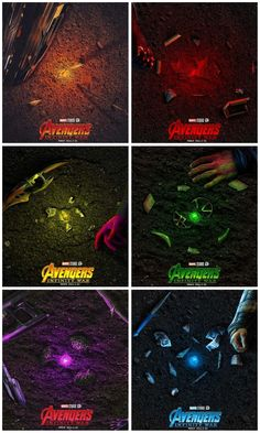 I'm trying to figure out whether each stone has little objects around them that symbolise who died for each stone? Like vision died for the mind stone, his hand is in it, and Gamora died for the Soul Stone etc. Marvel Dc Comics, Marvel Heroes, Marvel Avengers, Marvel Infinity, Avengers Infinity War, Avengers Infinity Stones, Infinity Gems, Marvel Universe, Logo Super Heros