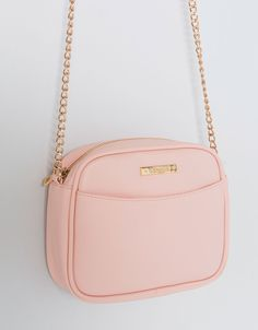 Discover this and many more items in Bershka with new products every week Cute Handbags, Cheap Handbags, Purses And Handbags, Luxury Handbags, Trendy Purses, Cute Purses, Popular Purses, Mini Backpack Purse, Mini Crossbody Bag