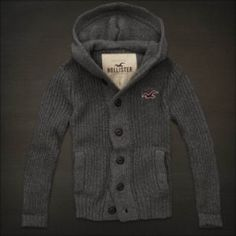 Hollister Mens Sweater