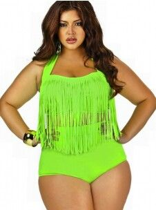 b489217c7e Pandolah Womens New Plus Size High Waist Padded Bikini Fashion Tankini Sets  just got mine in the mail and I absolutely love it. There's is a lot of  paddin ...