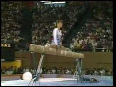 Balance beam used to be so amazing. #gymnastics