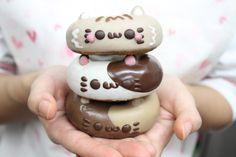 『イクミママのどうぶつドーナツ!』です♪ブログを更新致しました→「我が家のTOPニュース!!!」http://ameblo.jp/floresta-mama/entry-12017073385.html… そしてそして明日は、月に1回の「にゃんこDAY」です♪8種類のねこドーナツを販売いたしますよ
