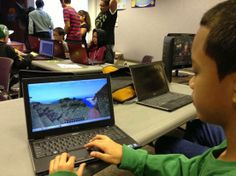 Minecraft video game brings new worlds to R.I. libraries