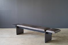 Bench Stool, Dining Bench, Bench Furniture, Modern Furniture, Wood And Metal, Interior Inspiration, Rest, Sofa