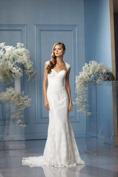 cap sleeve wedding dress